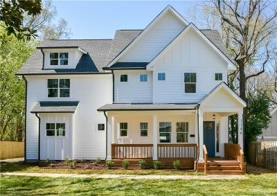 Charlotte Single Family Home Under Contract-Show: 1146 Woodside Avenue