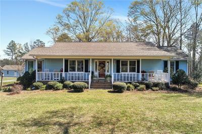 Single Family Home For Sale: 1515 Danlee Drive