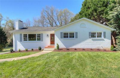 Charlotte Single Family Home Under Contract-Show: 940 Heather Lane
