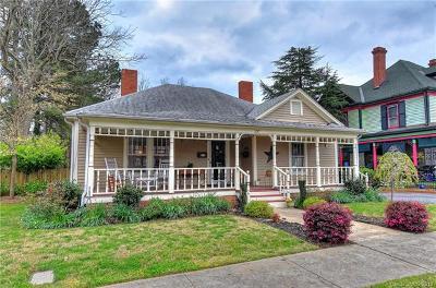 Union County Single Family Home For Sale: 107 Houston Street W