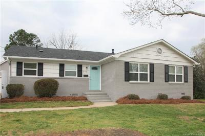 Charlotte Rental For Rent: 4921 Brooktree Drive