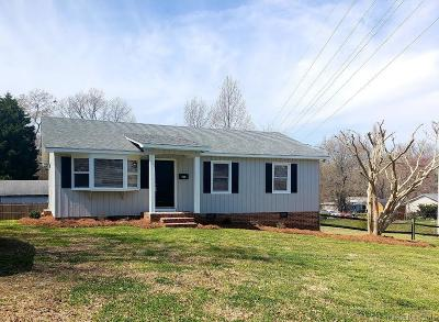 Clover Single Family Home Under Contract-Show: 409 Sumter Street