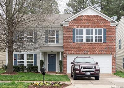 Charlotte Single Family Home For Sale: 1406 Waterlily Lane