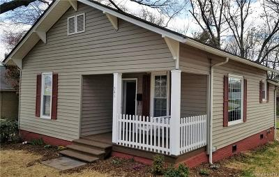 Cabarrus County Single Family Home For Sale: 341 Vance Avenue