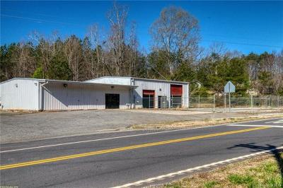 Mill Spring Commercial For Sale: 5965 Hwy 9 Highway