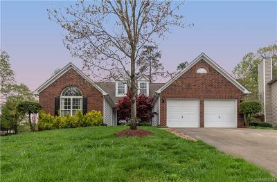 Charlotte Single Family Home Under Contract-Show: 9919 Lanaken Drive