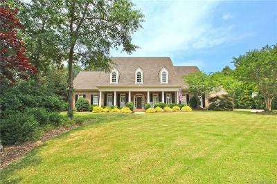 Marvin NC Single Family Home For Sale: $1,040,000