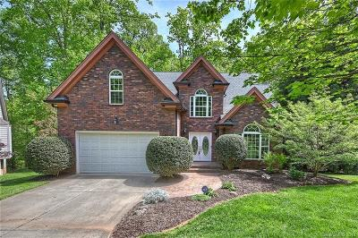 Charlotte Single Family Home For Sale: 10410 Quail Chase Court