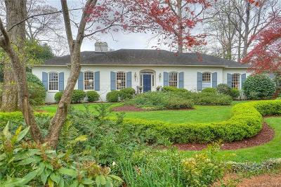 Foxcroft Single Family Home Under Contract-Show: 3842 Abingdon Road
