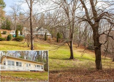 Buncombe County Single Family Home For Sale: 188 White Oak Gap Road