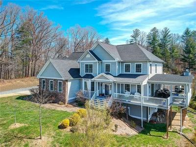 Madison County Single Family Home For Sale: 1979 Long Branch Road