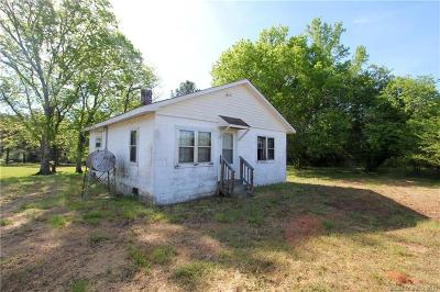 Anson County Single Family Home For Sale: 133 Oakwood Street