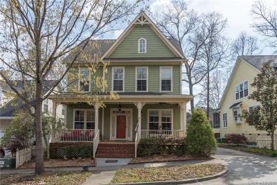 Davidson Single Family Home For Sale: 428 N Faulkner Way