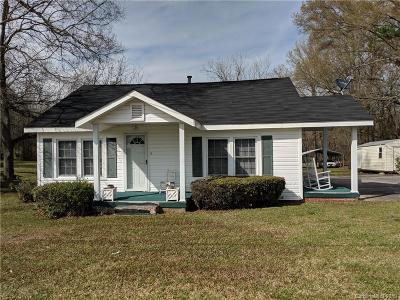 Lancaster Single Family Home For Sale: 1701 Pageland Highway