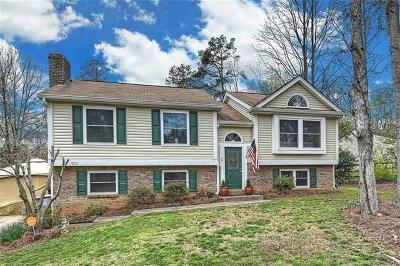 Single Family Home For Sale: 9111 Touchstone Lane