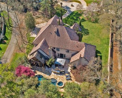 Single Family Home For Sale: 1975 Carmel Road
