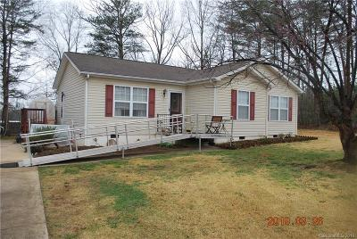 McDowell County Single Family Home Under Contract-Show: 623 Deer Park Road