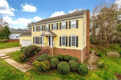 Single Family Home For Sale: 9416 Fairmead Drive