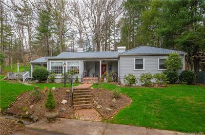 Waynesville Single Family Home For Sale: 182 Timothy Lane