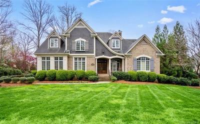 Charlotte Single Family Home For Sale: 5900 Preston Lane