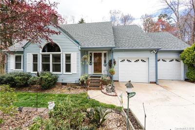 Charlotte NC Single Family Home Under Contract-Show: $265,000