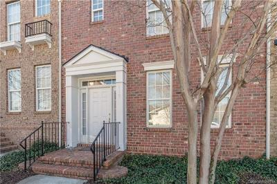 Mooresville Condo/Townhouse For Sale: 119 Quarter Lane