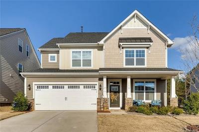 Mooresville Single Family Home For Sale: 179 Rustling Waters Drive