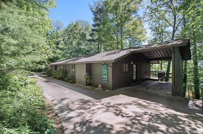 Asheville Single Family Home For Sale: 3 and 5 Hy Vu Drive