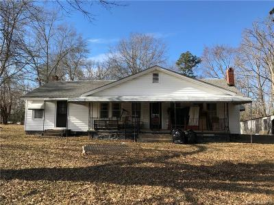Chester SC Single Family Home Sold: $43,000