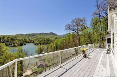 Lake Lure Single Family Home For Sale: 239 Sugarbush Point #14