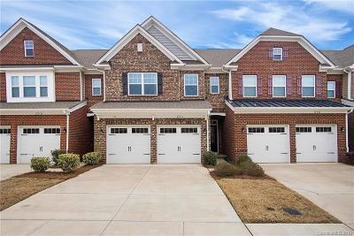 Mooresville Condo/Townhouse For Sale: 115 Dellbrook Street #C