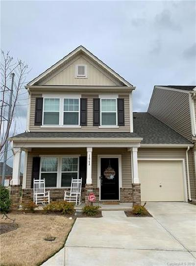 Statesville Condo/Townhouse For Sale: 106-A Brookshire Lane