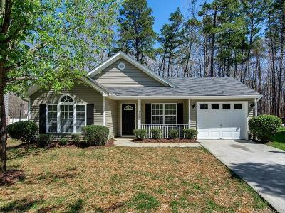 Charlotte Single Family Home Under Contract-Show: 752 Wilderness Trail Drive