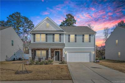 Mount Holly Single Family Home For Auction: 345 Moses Rhyne Drive