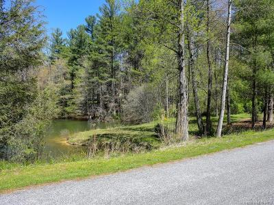 Henderson County Residential Lots & Land For Sale: LOT 21 Mountain Lake Drive