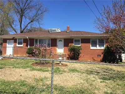 Gastonia Single Family Home Under Contract-Show: 2220 Sunset Drive