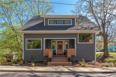 Asheville Single Family Home For Sale: 229 Flint Street