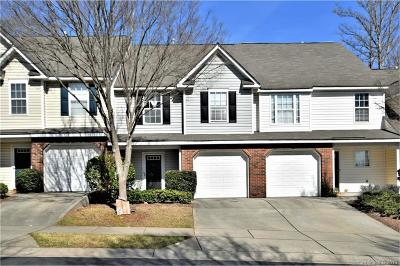 Charlotte Condo/Townhouse Under Contract-Show: 16733 Timber Crossing Road