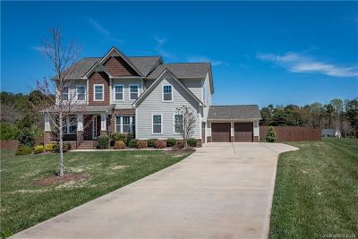 Mooresville Single Family Home Under Contract-Show: 154 Farm Knoll Way