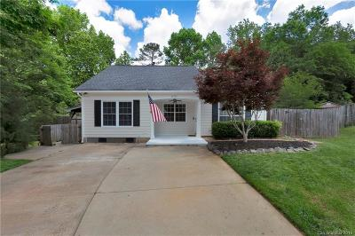Pineville Single Family Home Under Contract-Show: 13701 Dealtry Lane