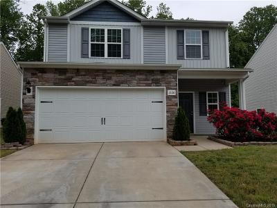 Charlotte NC Single Family Home For Sale: $237,770