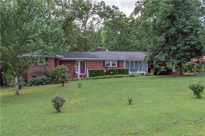 Norwood Single Family Home For Sale: 16507 Indian Mound Road