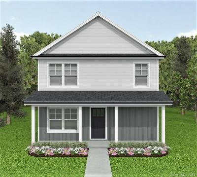 Charlotte Single Family Home For Sale: 7232 Old Plank Road