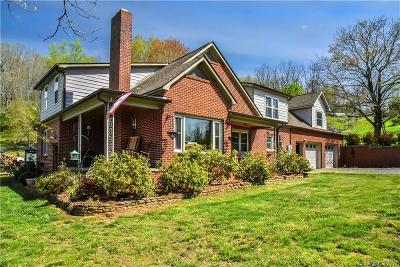 Canton Single Family Home For Sale: 1254 Pisgah Drive