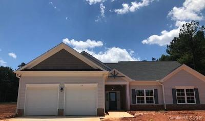 Troutman Single Family Home Under Contract-Show: 116 Holly Springs Loop #38