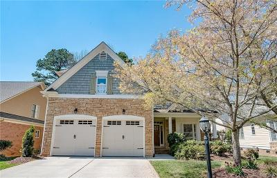 Davidson Single Family Home Under Contract-Show: 19679 Wooden Tee Drive