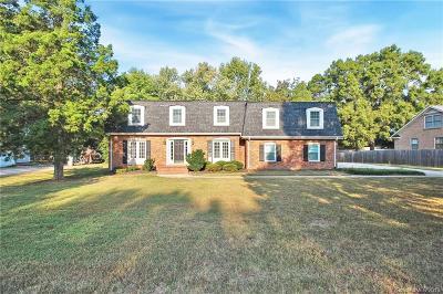 Charlotte Single Family Home For Sale: 4312 Carmel Road