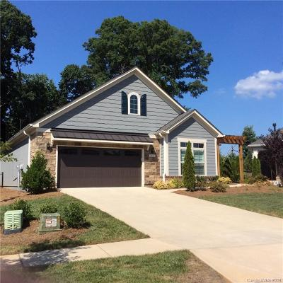 The Courtyards Of Huntersville Single Family Home For Sale: 8015 Parknoll Drive