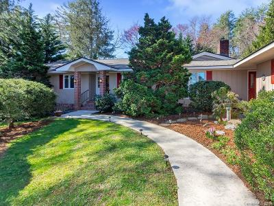Brevard Single Family Home Under Contract-Show: 118 Morningside Drive