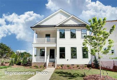 Belmont Single Family Home For Sale: 141 Stowe Road #85